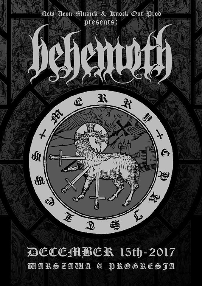 Merry Christless (Behemoth) / 15 XII /